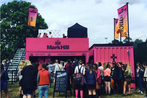 Mark Hill lands at V Fest