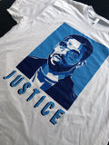 T-Shirt Motiv Justice Limited Edition