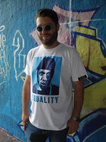 T-Shirt Motiv Equality Limited Edition - Yves Findling