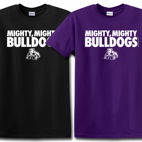 MIGHTY, MIGHTY BULLDOGS