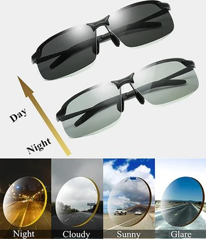 Intelligent Photosensitive Color-Changing Glasses (BUY 2 Get 1 FREE, Just Add 3 To The Cart) - MyLunaShop