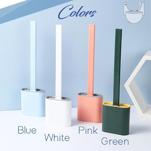Silicone Toilet Brush Set - MyLunaShop