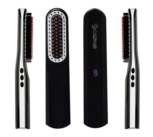 Cordless Beard Straightener - MyLunaShop