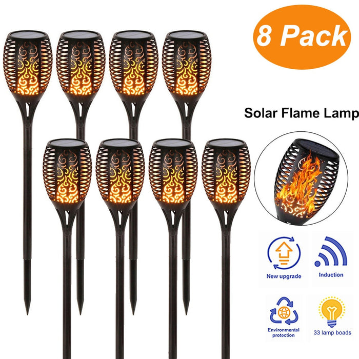 Solar Flame Lamp Torch - MyLunaShop