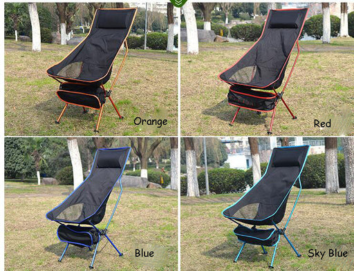 2020 New Recliner Luxury Camping Chair - MyLunaShop