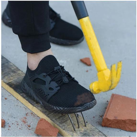 Safety Steel Toe Shoes Comes with Free Socks - MyLunaShop