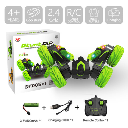 4WD ROCK CRAWLER REMOTE CONTROL TOY - MyLunaShop