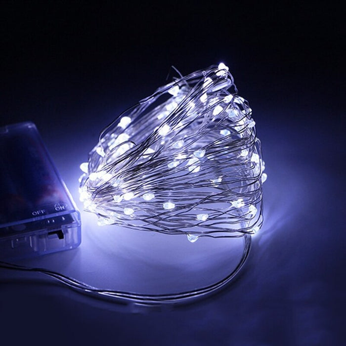 Solar LED String Lights - MyLunaShop