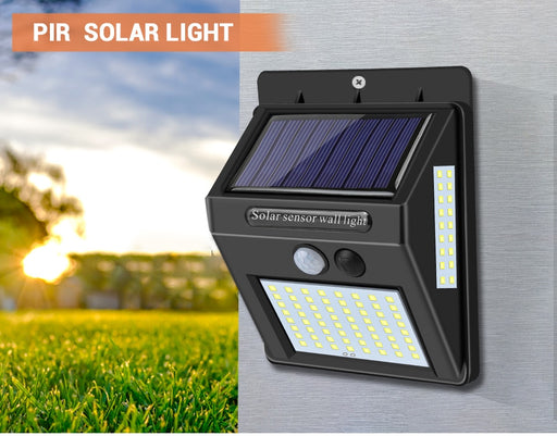 LED Solar Outdoor Light - MyLunaShop