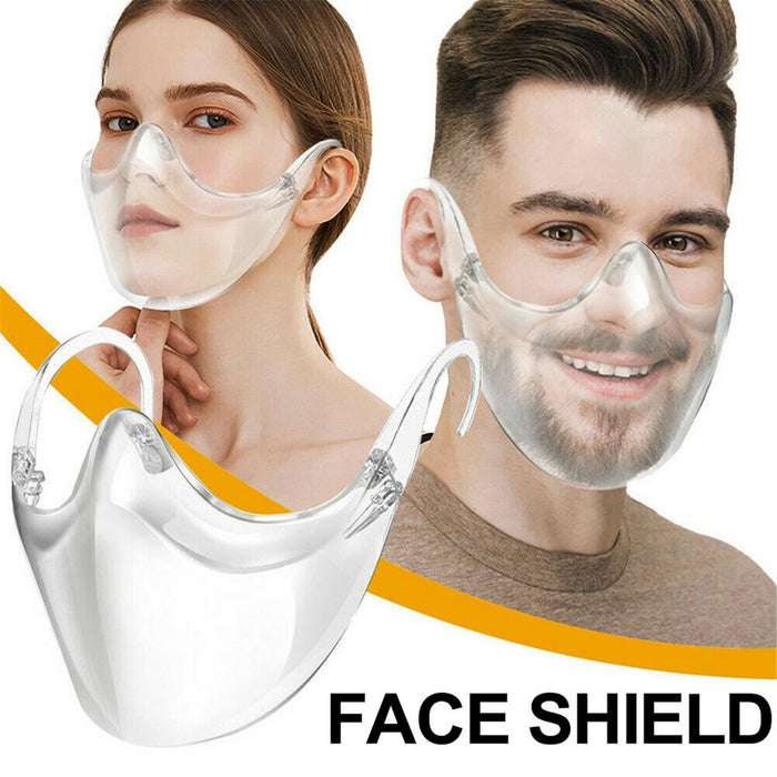 2020 Transparent Face Shield - MyLunaShop