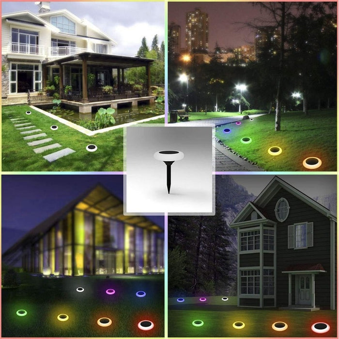 Colorful Solar Lights - MyLunaShop