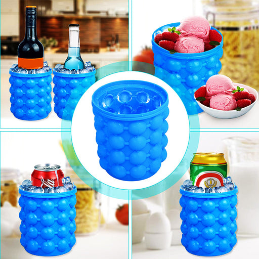 Silicone Ice Bucket - MyLunaShop