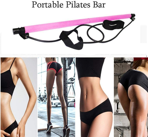 Portable Pilates Bar Kit - MyLunaShop