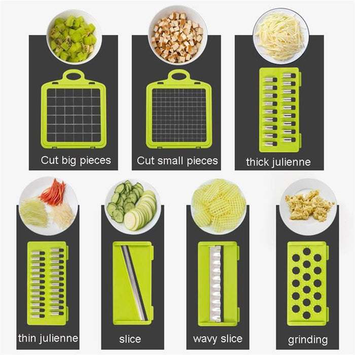 Vegetable Fruit Slicer Cutter - MyLunaShop