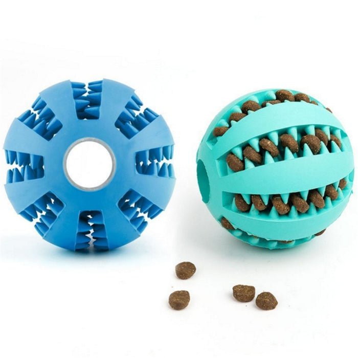 Interactive Rubber Chew Ball (Buy 2 Get 1 Free Just ADD To The Cart 3 pcs) - MyLunaShop