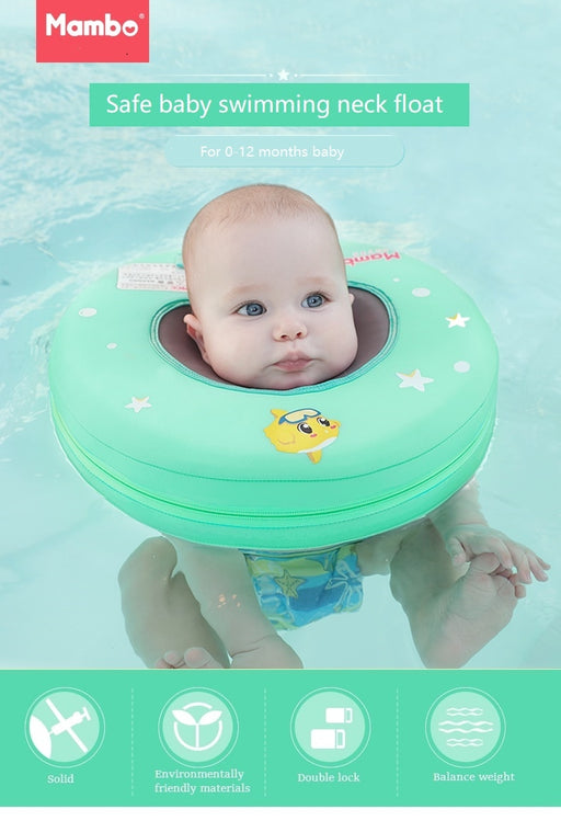 BABY SWIMMING FLOATING NECK RING - MyLunaShop