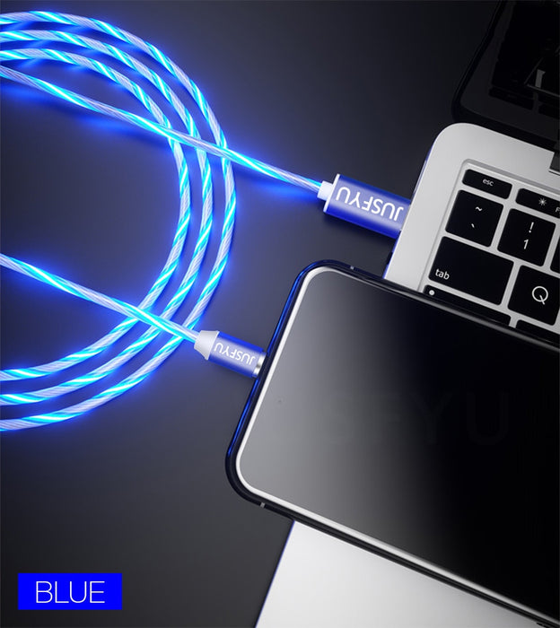 LED MAGNETIC CHARGING CABLE - MyLunaShop