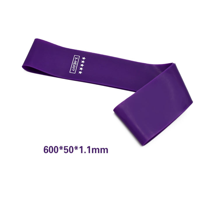 Resistance Workout  Bands (5 PCS) - MyLunaShop