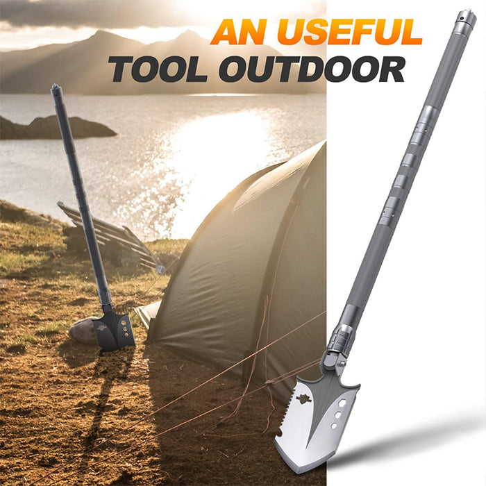 MULTI-TOOLS FOLDING SHOVEL - MyLunaShop