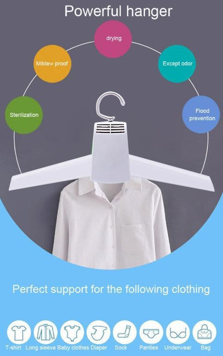 Electric Clothes Drying Hanger - MyLunaShop