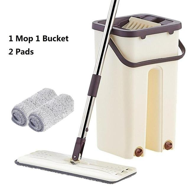 Multi-Functional Hands-Free Mop - MyLunaShop
