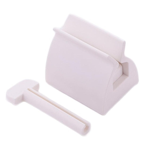 LIFE SAVER ROLLING TUBE TOOTHPASTE SQUEEZER DISPENSER - MyLunaShop