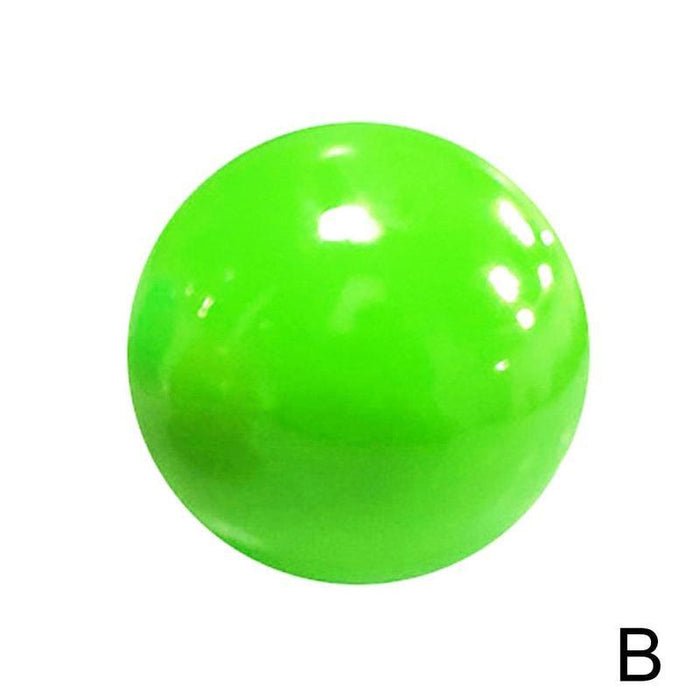 Glow In The Dark Sticky Balls