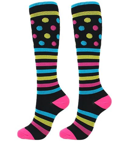 Unisex Ortho 10-15 mmHg Knee High Socks