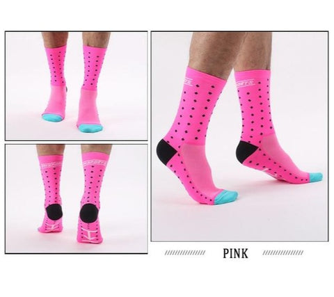 Unisex Performance Cycling Socks
