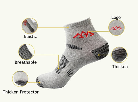 Unisex Quick Drying Outdoor Compression Socks