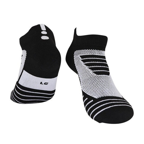 Unisex Running Sports Athletic Socks Breathable Wicking