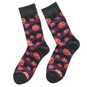 Mens Halloween Tube Socks