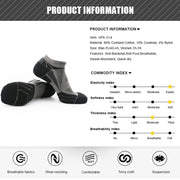5 Pairs Best Unisex Sports Breathable Socks