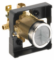 Universal Tub/Shower Rough-In Valve with Stops - DELTA