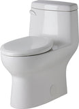 Avalanche® One-Piece Elongated ErgoHeight Toilet- by Gerber