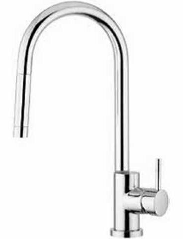 Collina Dual Control Kitchen Faucet with Pulldown Spray
