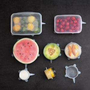 Must-Have KITCHEN™ - Silicone Stretch Lids