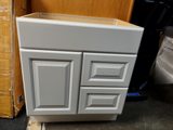 "30"" Bathroom Vanity Cabinet"
