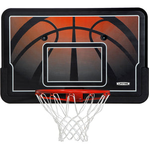 "44"" Basketball Backboard, Hoop, & Net"