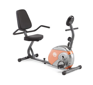 Marcy ME-709 Recumbent Exercise Bike Assembled