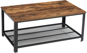 Industrial Coffee Table by YMYNY