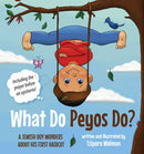 What do Peyos Do? - upsharin