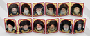 Crib Folding Book Chassidic Rabbis 7566 (BKC-FB15)