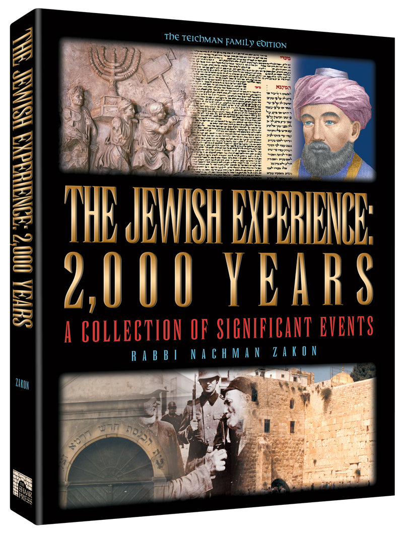 THE JEWISH EXPERIENCE - 2000 YEARS