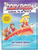 Cozy Rosy Vol. 3 -  Book & CD - Learns to Be Brave