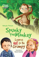 Spunky the Monkey Learns NOT to Be Grumpy