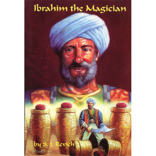 Ibrahim the Magician - Tales from the East - h/c
