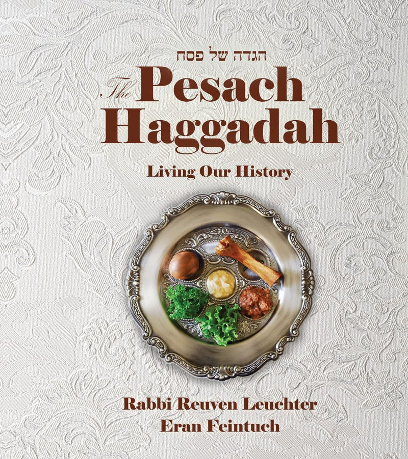Haggadah - Living Our History - Leuchter