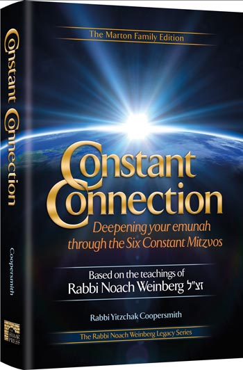 Constant Connection - R' Noach Weinberg