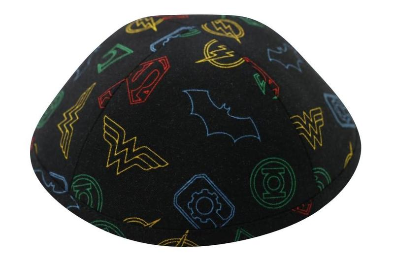 IKIPPAH SUPER HERO YARMULKE
